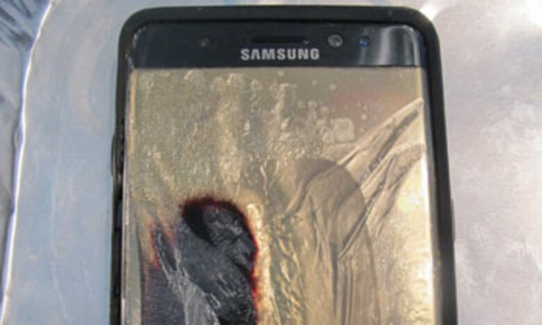 Samsung revela la causa de los incidentes ocurridos con los Galaxy Note 7