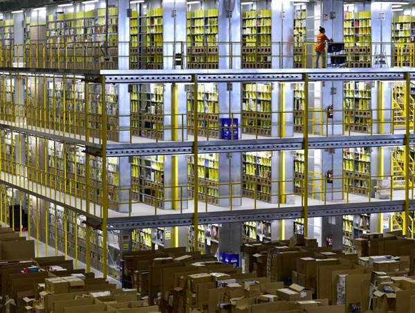 amazon abre hoy sus oficinas centrales en madrid capital