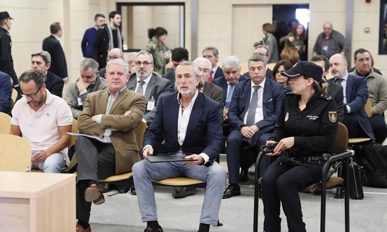 La Audiencia Nacional ve probada la financiación ilegal del PP de Valencia