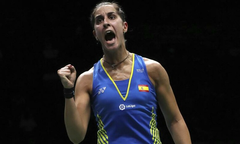 Una imparable Carolina Marín jugará la final del Mundial de Bádminton