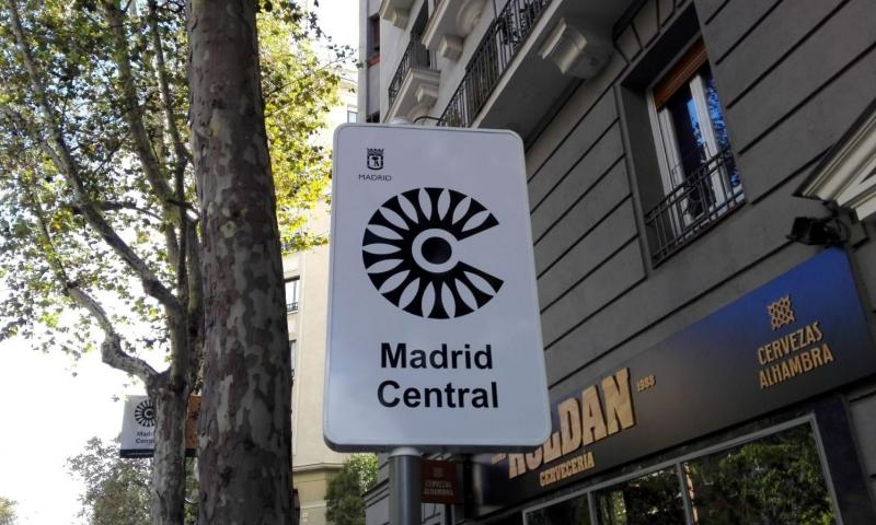 Madrid Central tendrá un coste de 11'5 millones de euros (Europa Press) :: tuotrodiario.hola.com