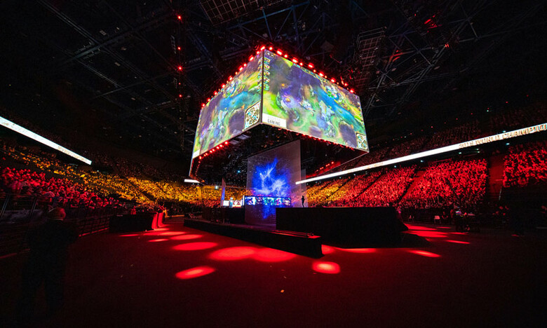 La final de League Of Legends, gran evento mundial de los eSports