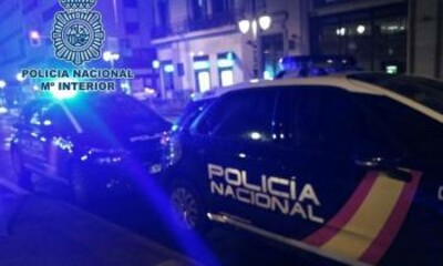 Detienen a un menor por el apuñalamiento mortal de una mujer en Parla (Madrid)