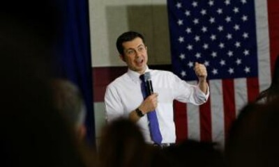 El recuento final de Iowa da el mayor número de delegados a Pete Buttigieg