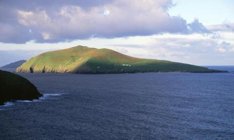 isla de Great Blasket