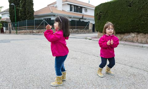 Spain Allows Children To Go Outside, Easing Lockdown Rule