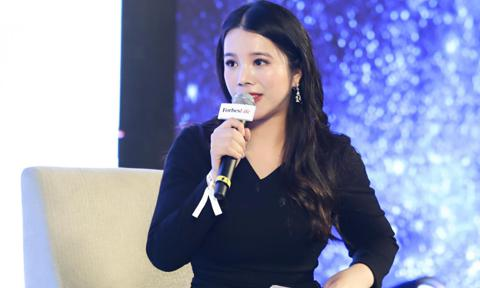 Wendy Yu Attends Forbes China Brilliant Lifestyle Gala Dinner In Shanghai