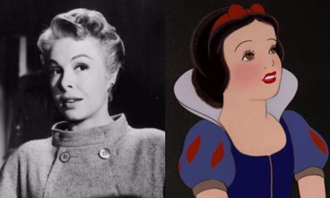 Marge Champion, princesa Disney