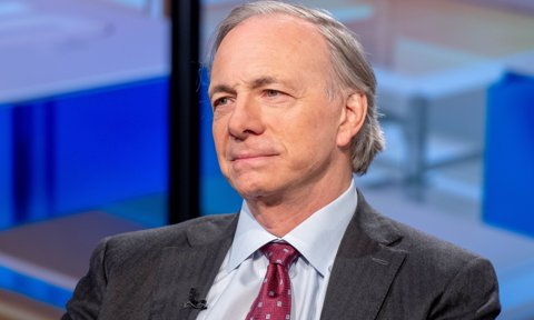 "Bridgewater Associated Founder Ray Dalio Visits ""Mornings With Maria"""